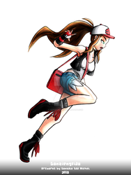 POKEMON TRAINER - PKMN SERIES by gonziengfiao
