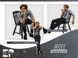PACK PNG 44 // COLE SPROUSE by ELISION-PNGS