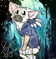 Trico from The Last Guardian by ArcticFox2012