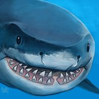 Daily Sketches JAWS by fedde