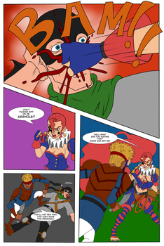 The Star Jester Page 13 by Shane-Emeraldwing