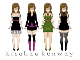 Kisekae Runway - Random Assortment #2 by Cheyenneskye