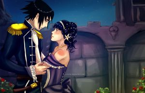 Contest: The Last Prince And a Common Princess by Arhatdy
