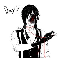 Goretober Day 7 by IvyDarkRose