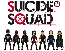 Suicide Squad (2 Years Later): Ultimate 52 by Nova20X