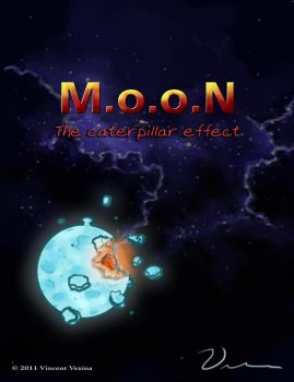 MooN cover (future comic book) by vince20100