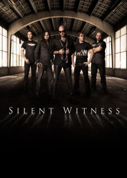 Silent Witness by cymetic