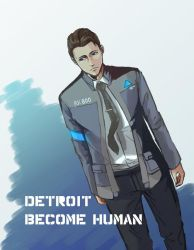 Connor by SeaCobalt