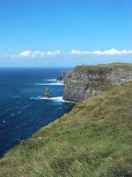 Cliffs of Moher, Ireland by SuspiciousTeacup