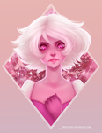Pink Diamond by breesciarpa