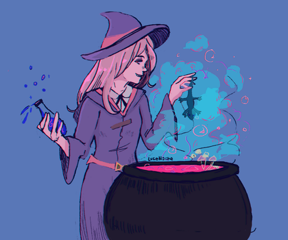 Sucy by LadyofCrepuscule