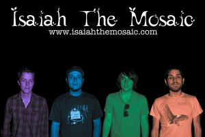 Isaiah The Mosaic Promo Card by whitehotphoenix