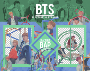 Pack Png 1267 // BTS (LY - Answer) (F version) by BEAPANDA