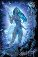 FairyTale Fantasies Blue Fairy by ToolKitten