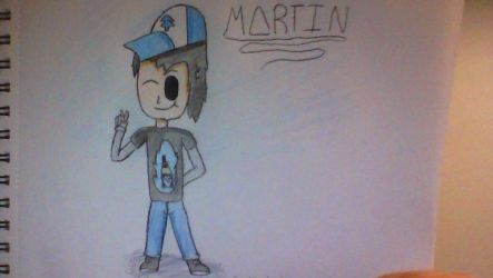 Martin's OC Thing (Gift) by Spudtastic54