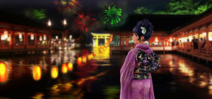 New Year Festival 2016 by ParsueChoi