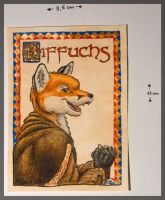 Riffuchs - Badge by Runoratsu