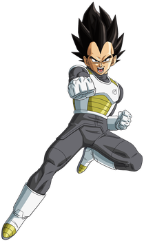 Vegeta by 19onepiece90