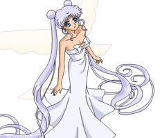 Queen Serenity - NSG Colors by nads6969