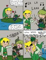 Zelda WW Comic 85 by Dilly-Oh