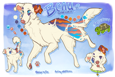 Bouncing Borzoi YCH (Finished) by xWolfPrincex