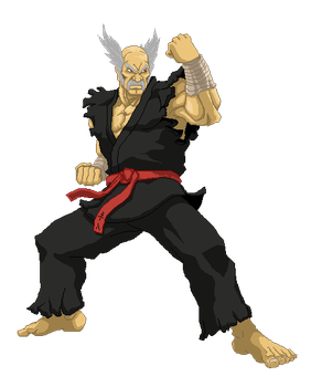 heihachi by ice-vision