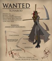 Bounty: Ichabod by Skyserpent