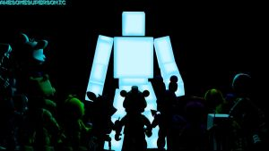 [SFM FNaF] You Stand Before my Broken Code by AwesomeSuperSonic