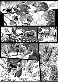 The Light that Attracts pg 42 by JDCalderon