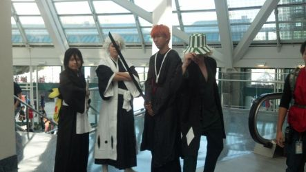 Bleach cosplat by ngefan1989