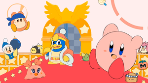 Kirby Star Allies - Final Day! by chocomiru02