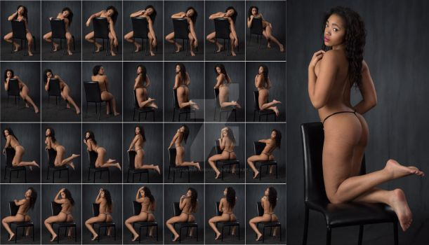 Stock: Jahmaica Implied Topless Chair - 28 Images by stockphotosource
