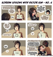 Korean Lessons - 06 by KaitouHyuuga