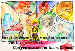 They Died For You Danal by Shimymi