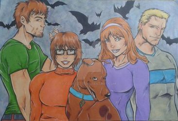 .:Mystery Incorporated:. by ccootttt
