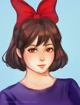 Kiki's Delivery Service by Suixere