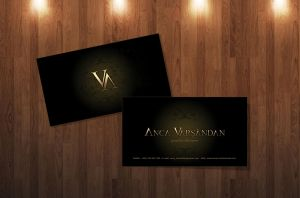 business cards for me by anca-v