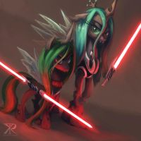 Commission- Sithpones by RaikohIllust