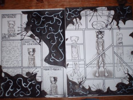 Blot: More pages, Nieki by guinea-pig-girl
