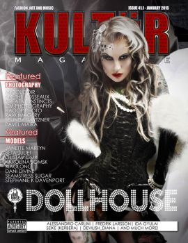Kultur - Issue 41.1 by tetsuo211