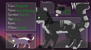 Wolffang    The Brightest Path    Application by Iceyangel109