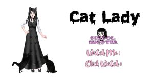 Cat lady PACK by School-shooter by School-shooter