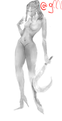 commie babe (not gonna finish) by KittyPwettyOfficial
