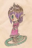 chibi princess laima by JofDragon