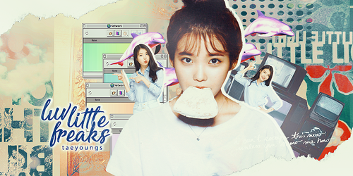 Luv little freaks ft. IU by taeyoungs