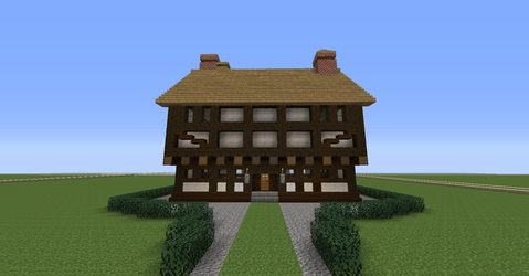 Simple Medieval Home by JumanjiCraft