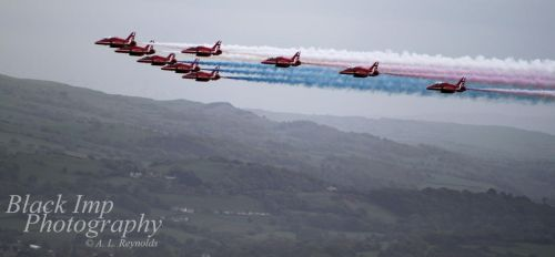 Arrows over the Orme by Aconitum-Napellus