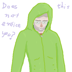 Does this not entice you by EnthrallinglyBadArt