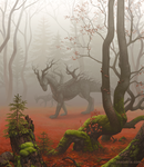 Mysterious Forest by Dragarta