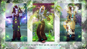 Leafsong Wallpaper by Shyama88